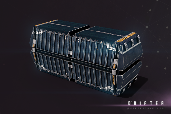 Game container